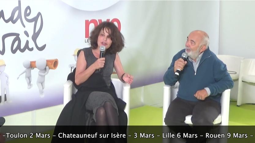 La raison d'Aymé – Gérard JUGNOT et Isabelle MERGAULT