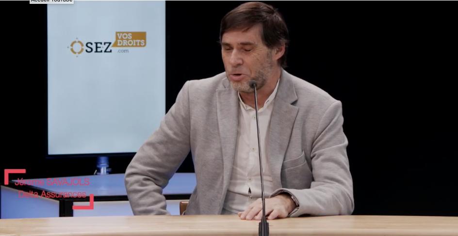La #digitalisation de la fonction #RH avec Jérome SAVAJOLS de DELTA ASSURANCES