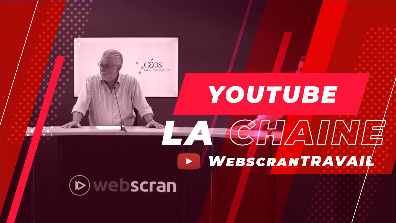 WEBSCRAN sur Youtube