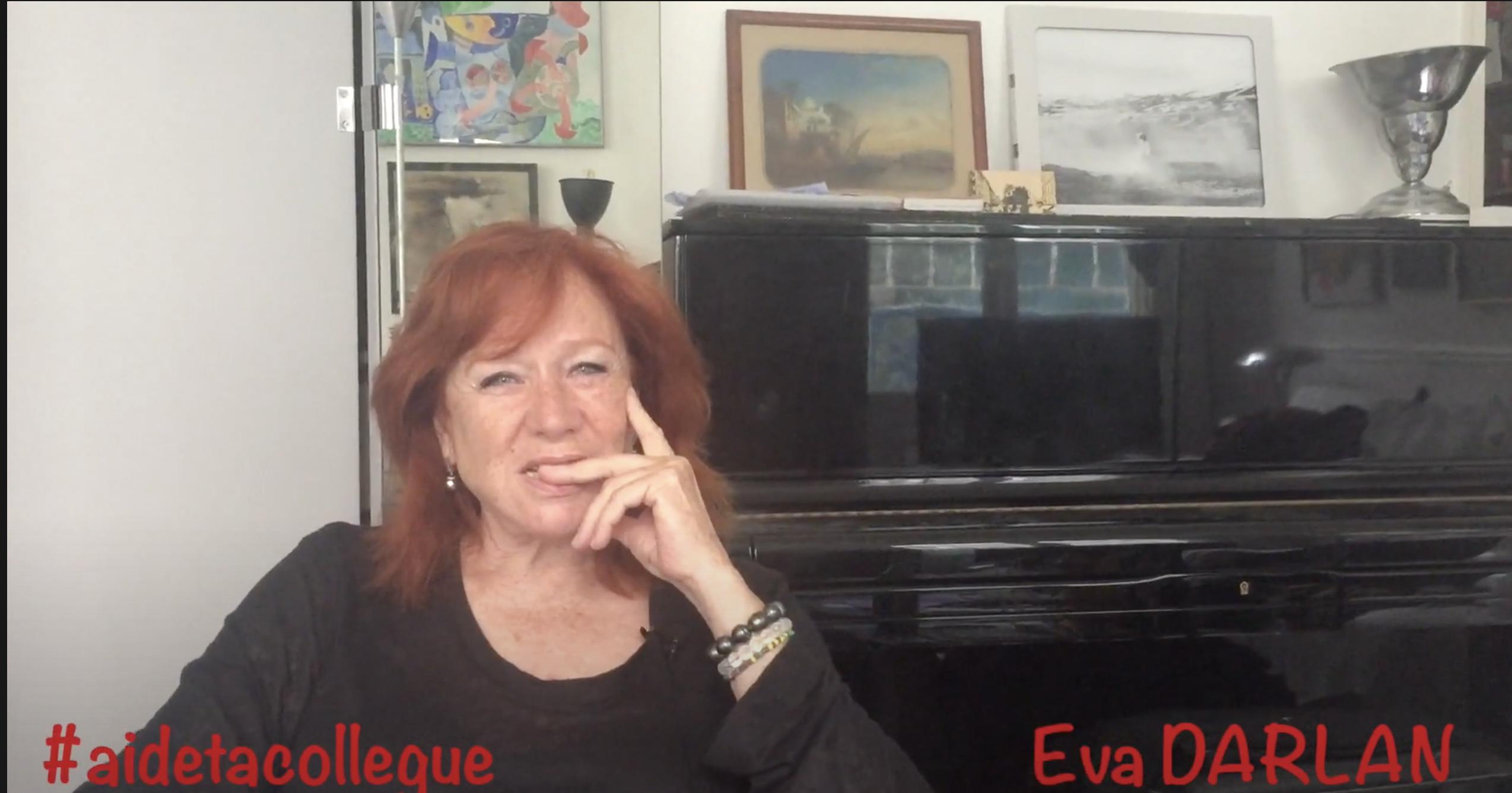 #aidetacollegue: Eva DARLAN aime l'opération